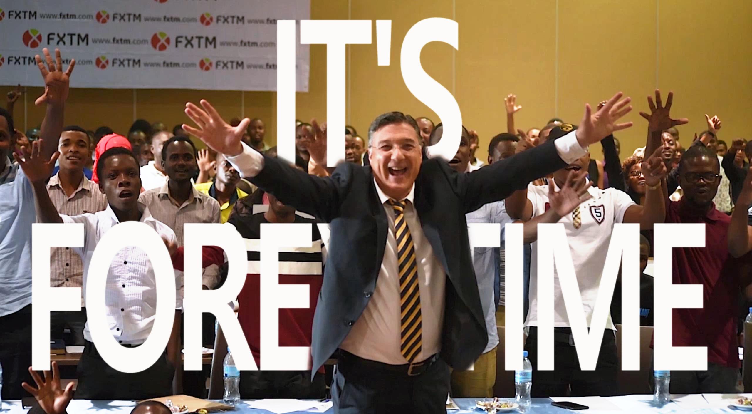 Forex Time Tanzania Launch