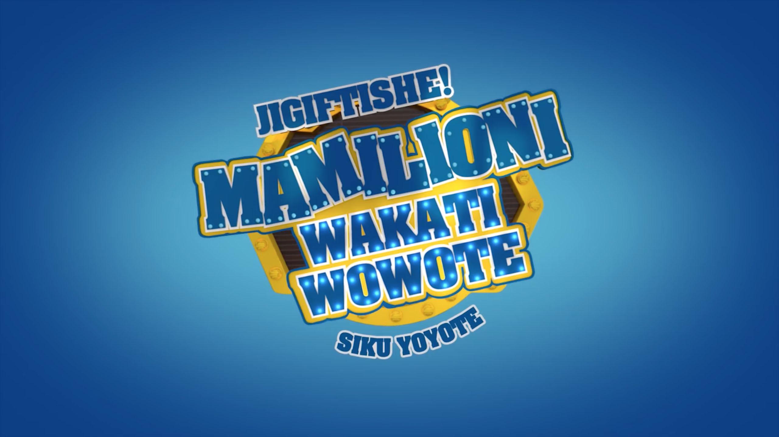 Tigo Jigiftishe Mamilioni Winner